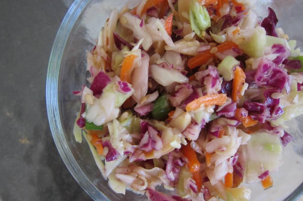 Crunchy Oriental Salad-S