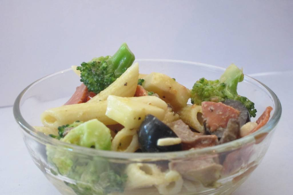 Pepperoni Pasta Salad (THM-S)