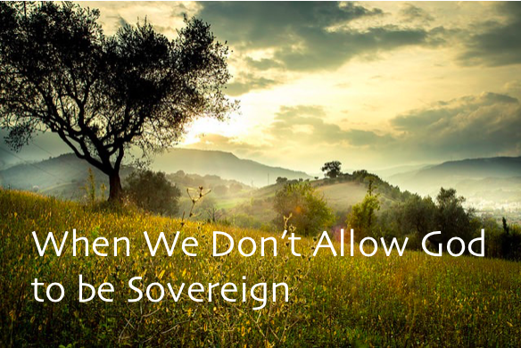 God Sovereign