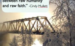 Jesus is the Bridge