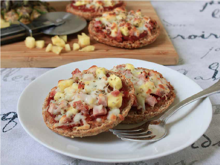 Hawaiian English Muffins